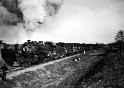 Freight 1920s
