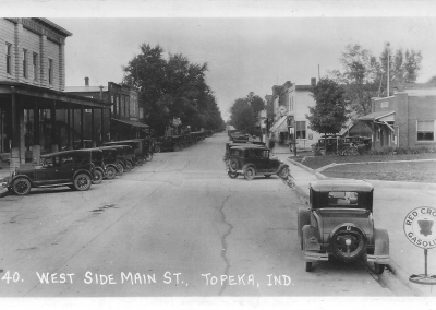 Topeka in the 20s