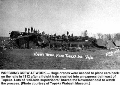 1912 Wabash wreck